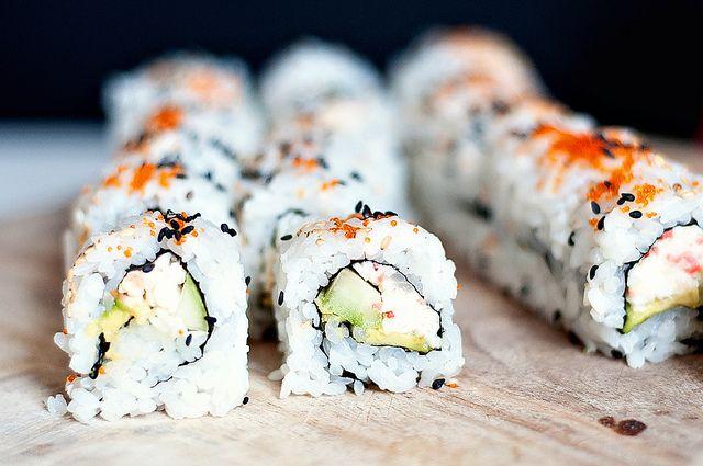 California Roll-Sushi