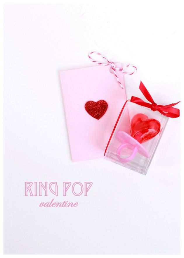 diy valentine's day pop up cards