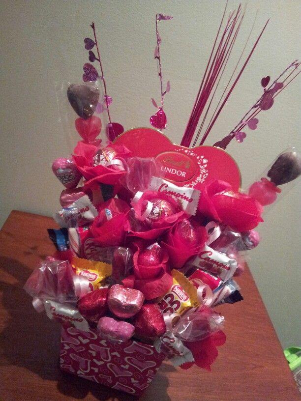 valentine's day hershey kiss ring