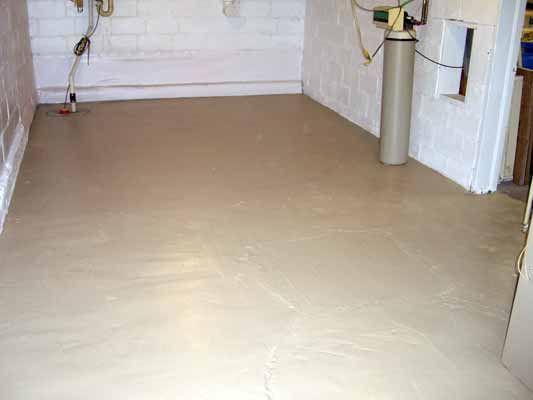 Painting Basement Floor Ideas Images Design Inspiration