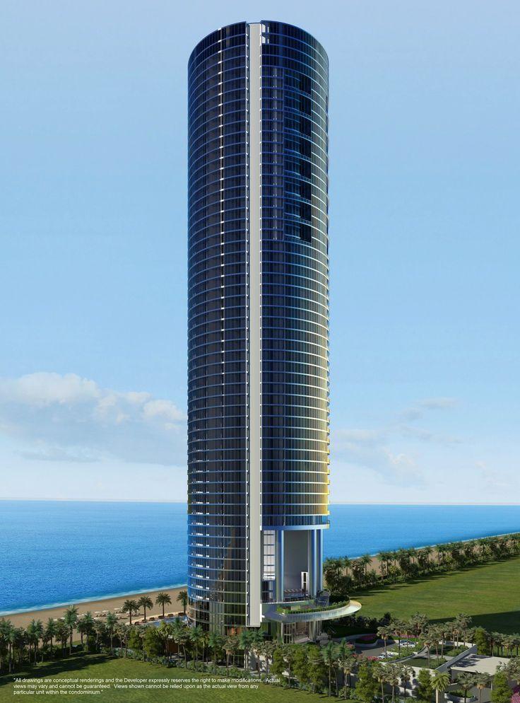 sunny isles condos porsche design tower