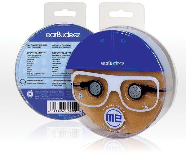 Creative headphones packaging