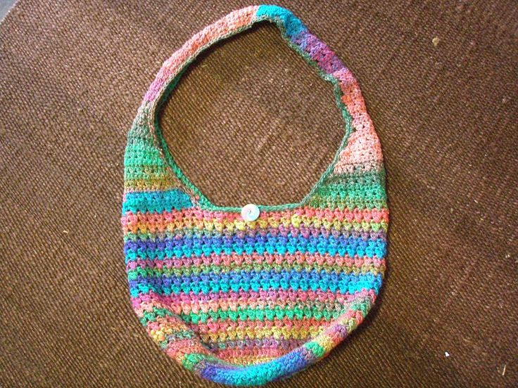 Free Crochet Bag : ... Crochet Bag Patterns - Free Patterns for Womens Crocheted Bags