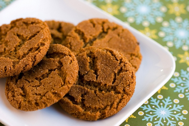 Ginger Snap cookies | Cookie Monsters | Pinterest