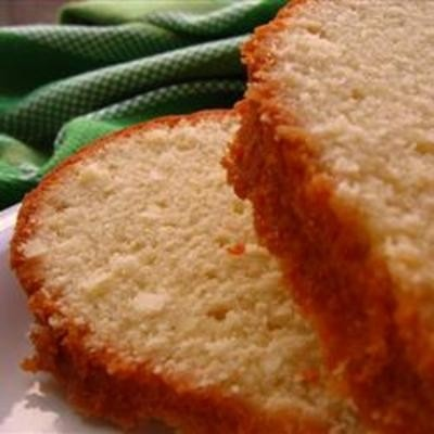 Coconut Cream Pound Cake | Let Them Eat Cake! | Pinterest