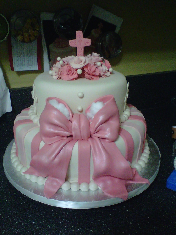 Religious Cake (Baptism)