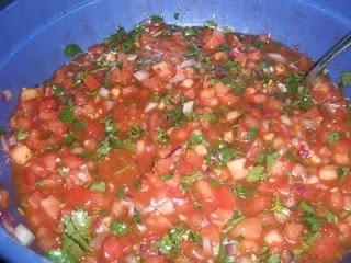 Simple Salsa | Yummers! | Pinterest