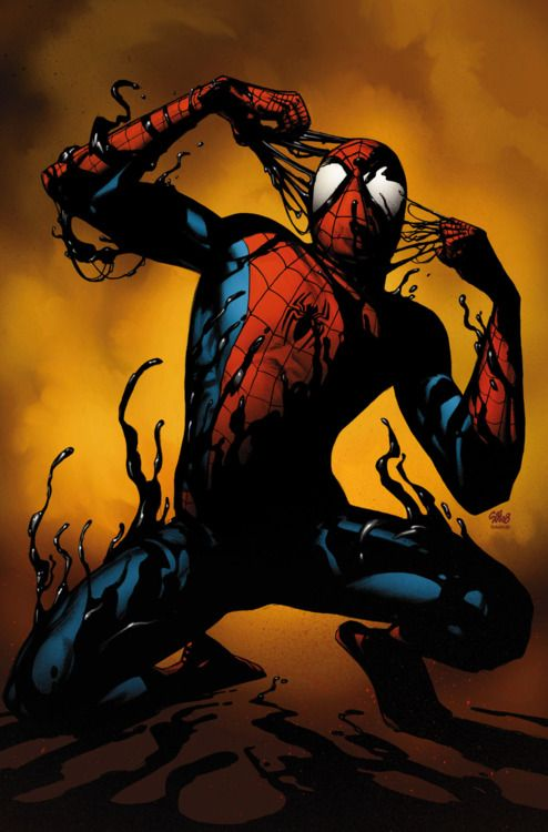 Ultimate spiderman vs spiderman - photo#5