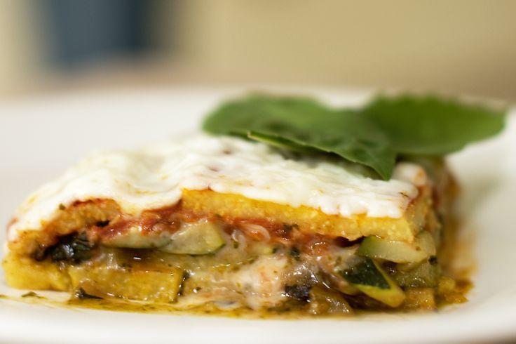 Polenta Lasagna - EX2 friendly with a couple of tweaks