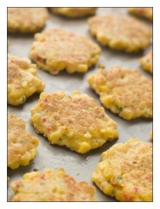 Spicy Corn Fritters   Appetizers/Sides   Pinterest