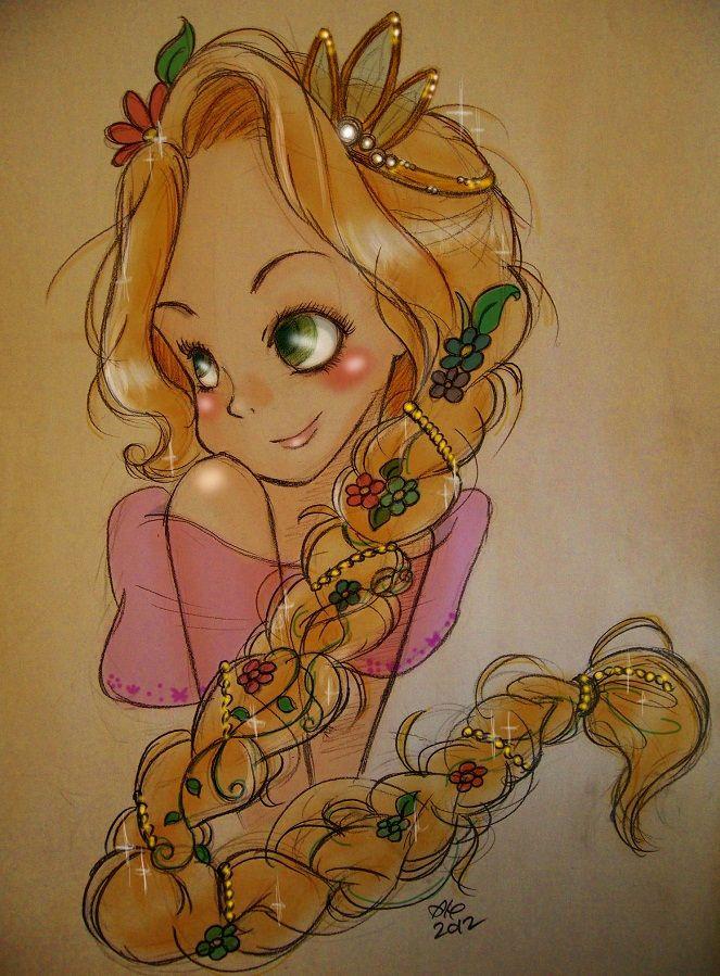 Tangled_lost princess