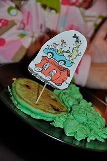 Green Eggs and Ham Breakfast | St. Patty's Day | Pinterest