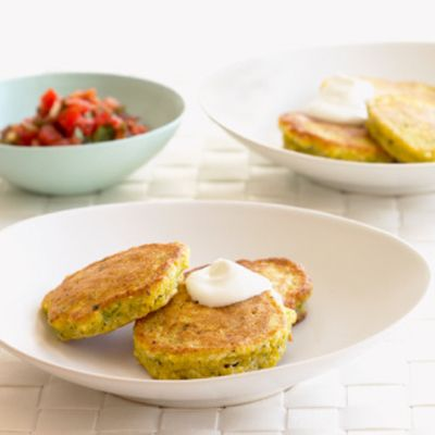 Savory Buttermilk Corn Cakes Rethink breakfast with these veggie ...