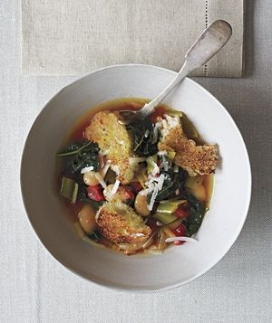 ... humble to hearty. Get the recipe for Chunky Italian Vegetable Stew