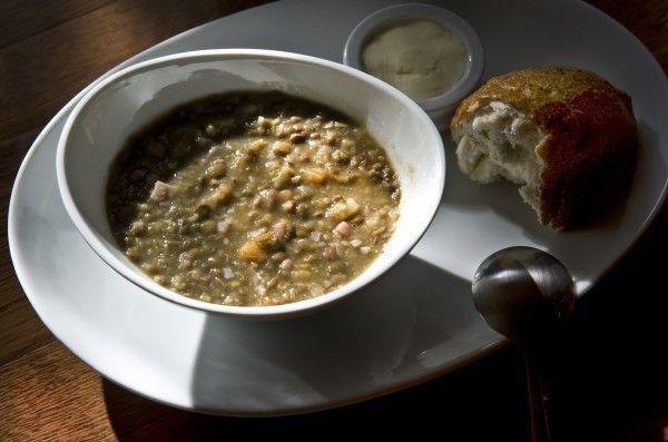 Rustic Lentil and Turnip Soup | Recipe
