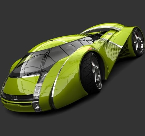 Car of the future | American Muscle Cars | Pinterest
