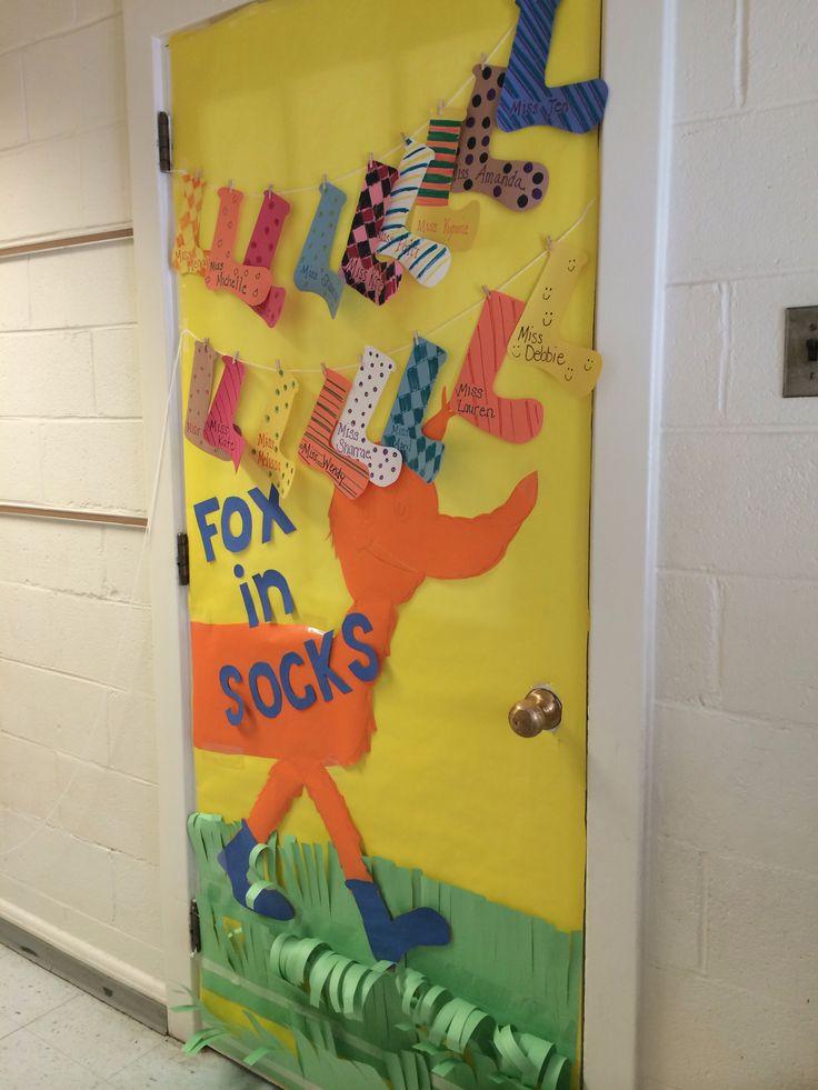 Fox in Socks | School Stuff :) | Pinterest