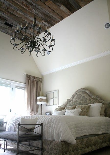 Pin by jeni enslin on reclaimed wood ceilings bedroom ideas pintere Master bedroom house definition