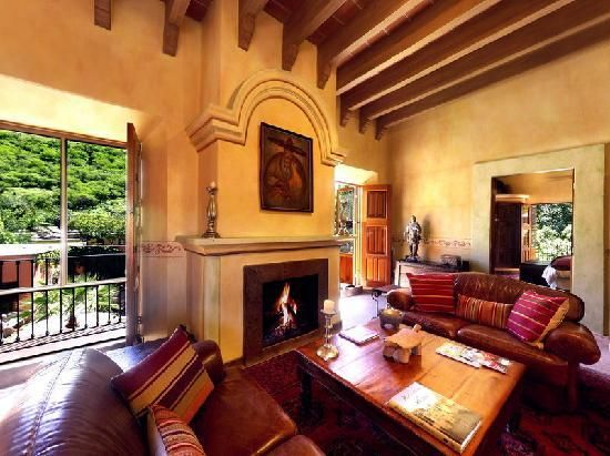 Mexican Haciendas Interior Design Best House Design Ideas