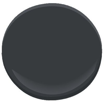 black ink ben moore mom bathroom pinterest. Black Bedroom Furniture Sets. Home Design Ideas