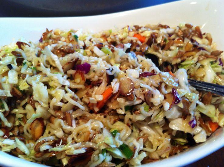 Ramen Noodle Salad | Salad | Pinterest
