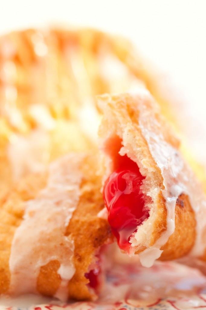 Mini Fried Fruit Pies | Comfort Foods | Pinterest