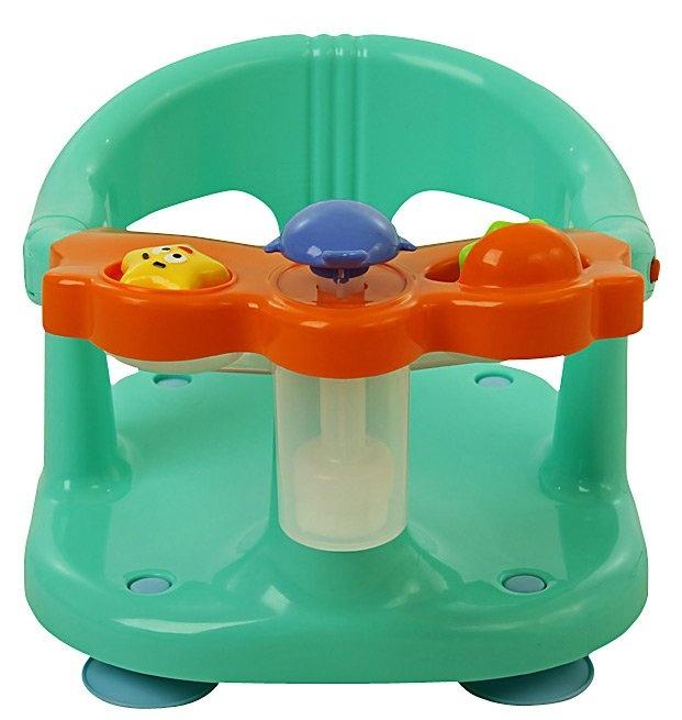 dream on me baby bath seat orange. Black Bedroom Furniture Sets. Home Design Ideas