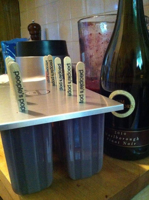 Wine-infused Popsicles, perfect for summer - All We Can Eat - The ...