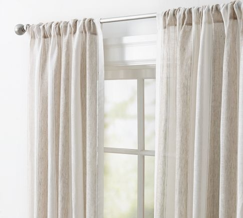 Love sheer curtains for the bedroom home decor ideas pinterest