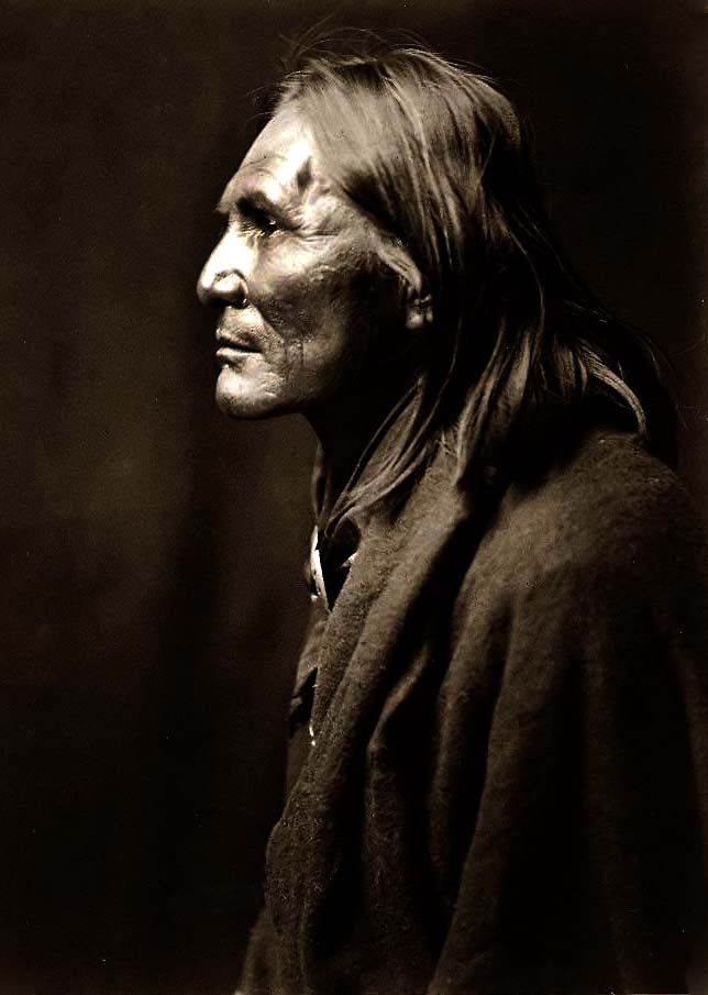you are looking at a beautiful picture of alchise the apache indian