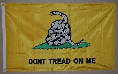 don t tread on me gadsden flag