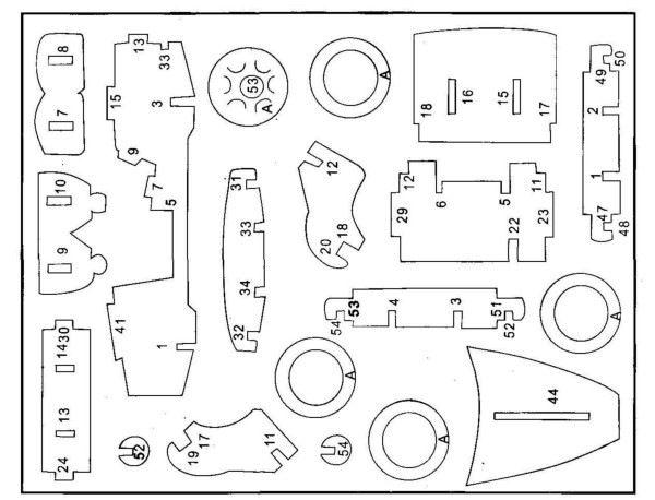 Поделки из фанеры своими руками лобзиком чертежи для дачи 782