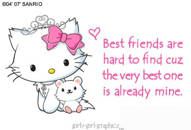 Best Friend Quotes And Sayings | Best friend quotes image by girly-girl-graphics on Photobucket