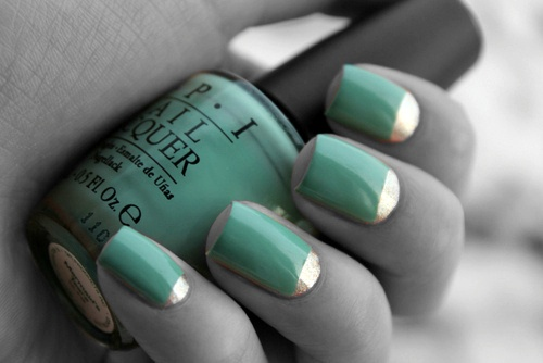 the perfect nail-polish