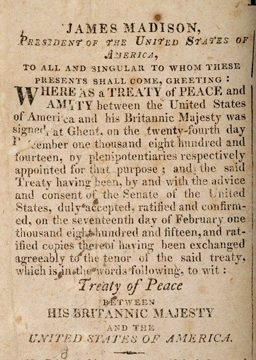 a history of conflict between great britain and united states and the war of 1812 Wars and conflicts of england and great britain   --2nd war between the united states and great  this conflict led to britain's involvment in the.
