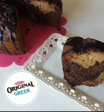Banana Mocha Swirl Cake | Crazy Good Recipes | Pinterest