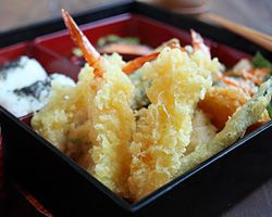 Shrimp Tempura Bento - this is a popular recipe that most everyone ...