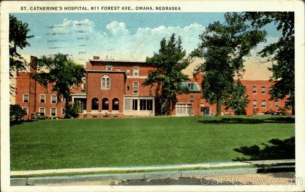 Omaha, St Catherines Hospital