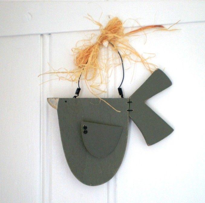 Wooden bird. | Crafts & Gifts - Home & Garden | Pinterest