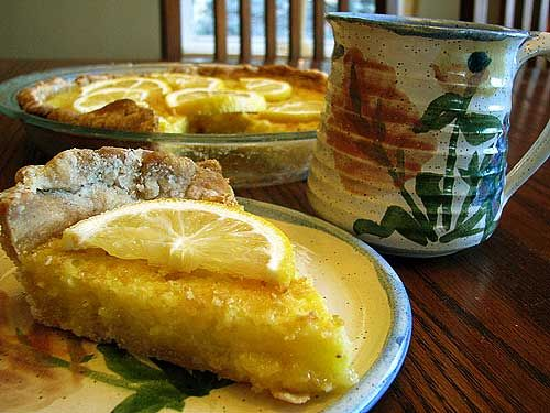 buttermilk lemon chess pie i m so hungry for some of this pie