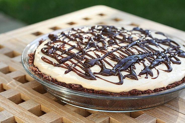Frozen Peanut Butter Pie, Banana Cream Pie, Mile High Chocolate Pie