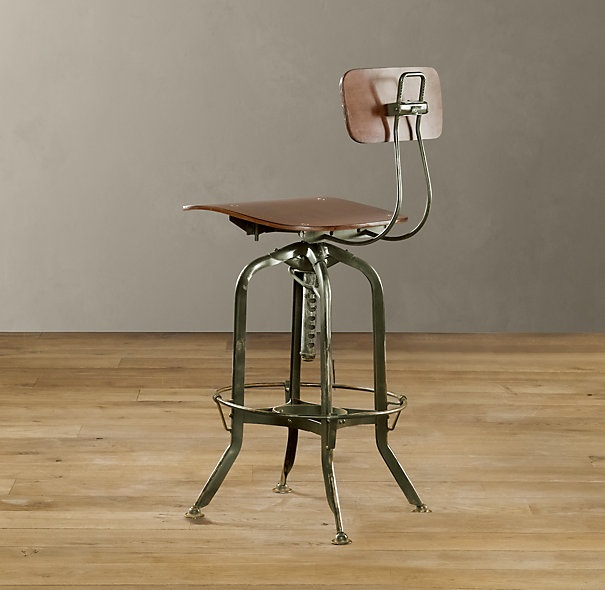 Vintage Toledo Bar Chair Antiqued Green Kitchen  : 11e23718545d99f13cad40fd50e8036c from pinterest.com size 605 x 590 jpeg 72kB
