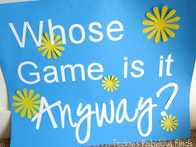 for a reunion or party.  A mix of games like Family Fued, Minute to Win It, etc.  Sounds fun!