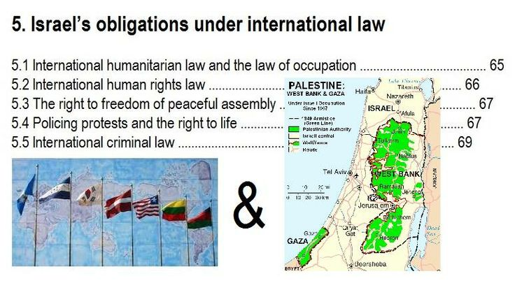 what is occupation under international law pdf