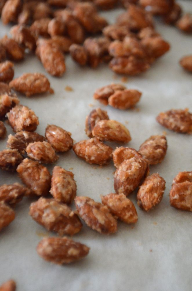 Candied Almonds & Pecans | Delicious | Pinterest