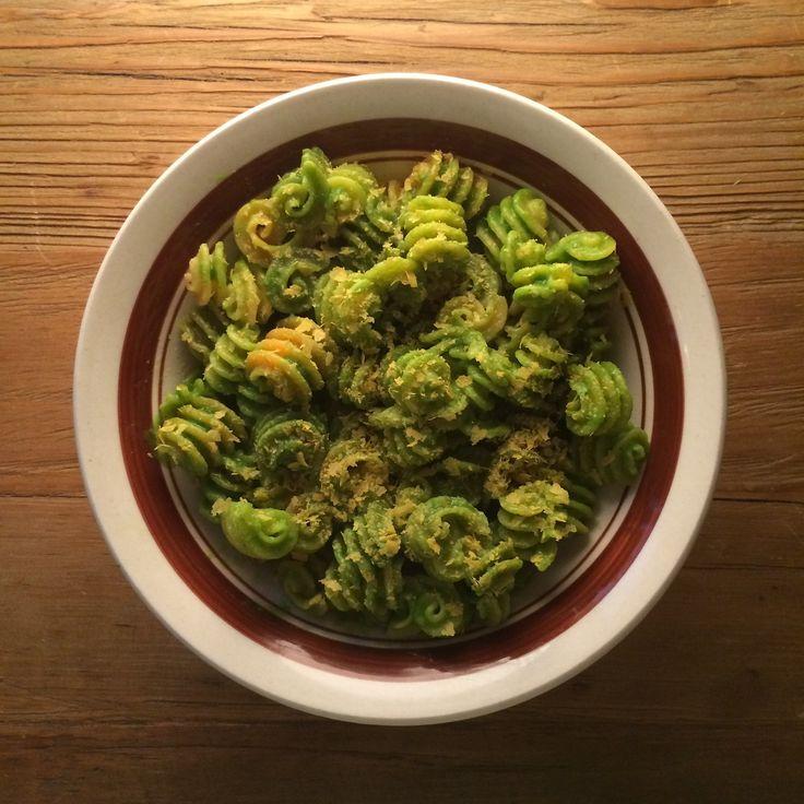 Waaaaaay Spicy Coconut Creamed Spinach You'll Need Quinoa Pasta 2 ...