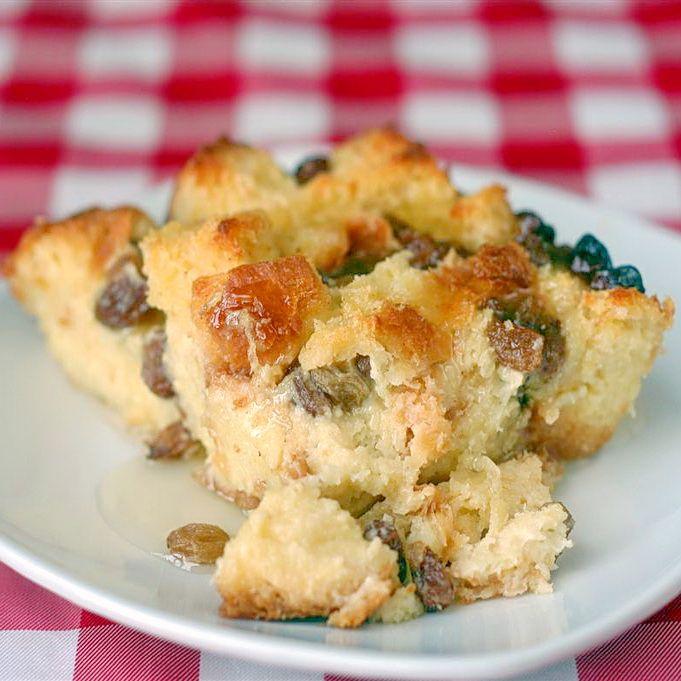 Rum and Raisin Bread Pudding | Bread Pudding | Pinterest