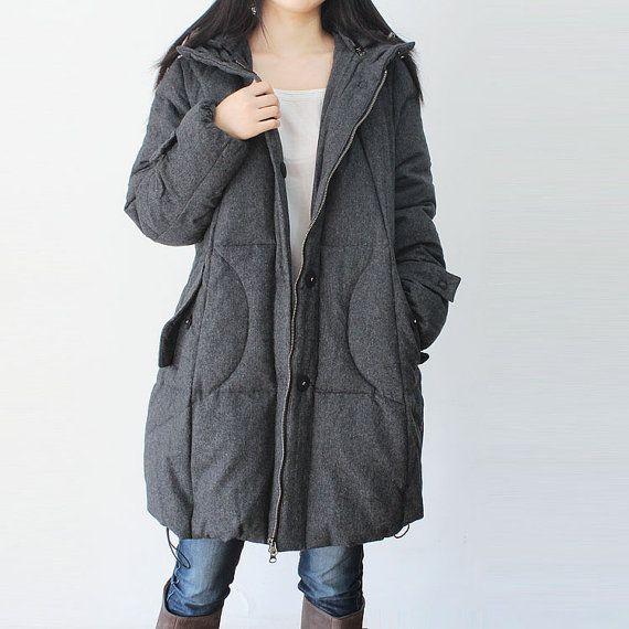 down jacket coat women coat women padded jacket by deboy2000