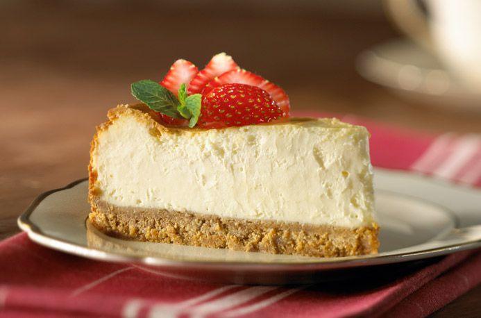 New York Cheesecake | Dessert recipes | Pinterest
