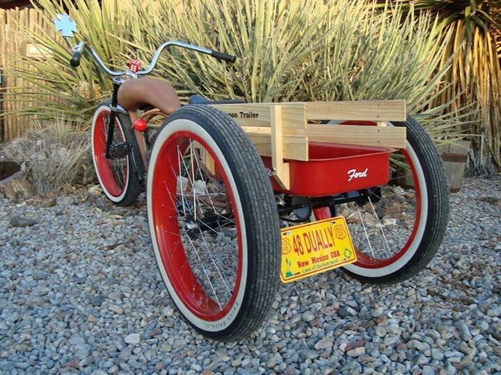Trike Truck Cool Rat Bikes Pinterest